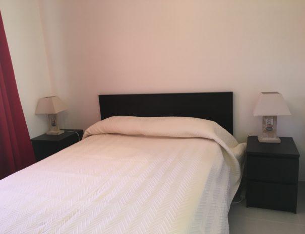 Chambre 1 - 1 lit 140