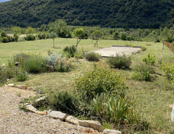 jardin et boule