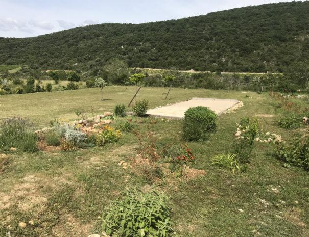 jardin boule